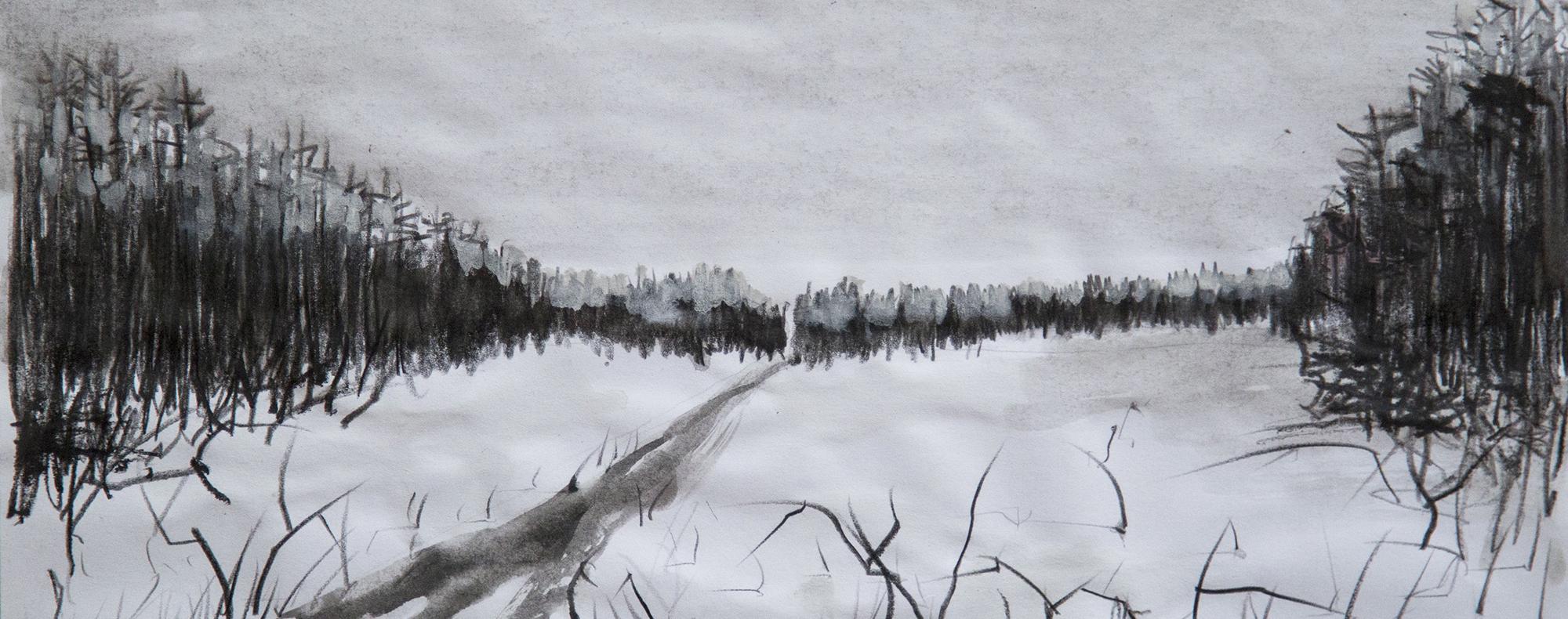 Краснодарский художник Андрей Серков: Искусство требует честности