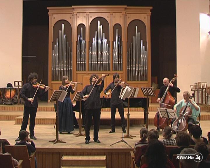 «Арт&Факты»: «Времена года» Вивальди и Пьяццолы звучат в Краснодаре, анонс спектаклей на выходные