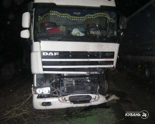 «Факты. Происшествия»: две аварии на трассах Кубани, приговор за убийство жены, тайник со спиртом