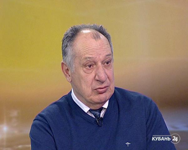 Замдиректора департамента озеленения Краснодара Иса Чингариев: мало какому иностранцу не нравится город