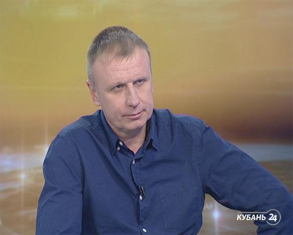 Профессор КубГУ Алексей Татаринов: надо говорить на мощном, настоящем русском языке
