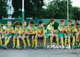 Домашний матч ФК «Кубань» и «Урала»