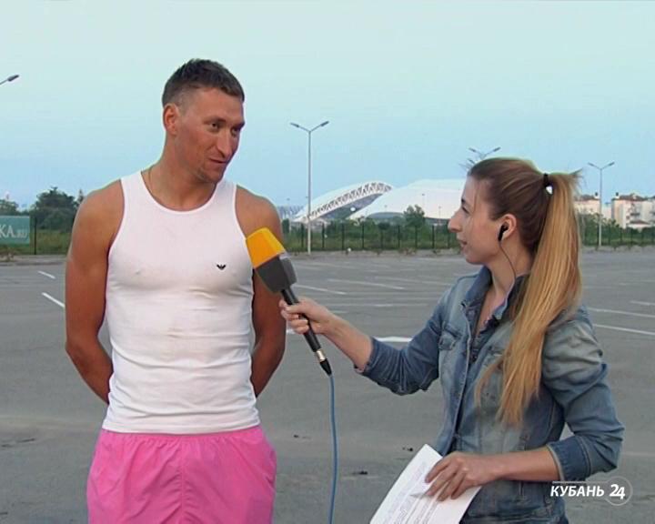 Кубанский триатлонист Брюханков поделился планами на будущее