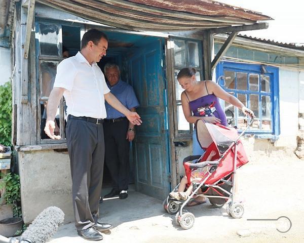«Факты 24»: Вениамин Кондратьев посетил многодетные семьи Кубани, в России вновь активизировались финансовые пирамиды