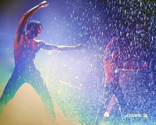 «Арт&Факты»: постановку «Шоу под дождем» покажут артисты петербургского театра танца, группа «Пикник» выступит в Краснодаре