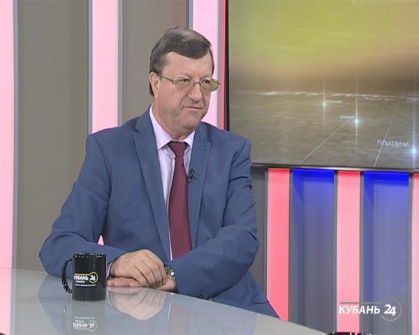 Вице-губернатор Кубани Иван Перонко: инвестиции должны вкладываться в создание высокотехнологичных предприятий в приоритетных отраслях