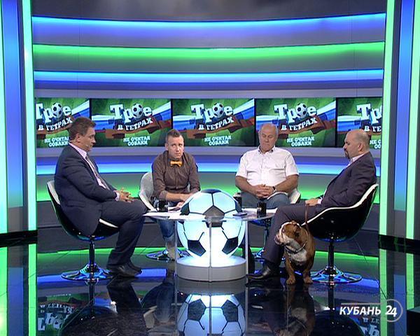 «Трое в гетрах, не считая собаки»: первый матч сборной России при Слуцком, гость — Александр Плошник