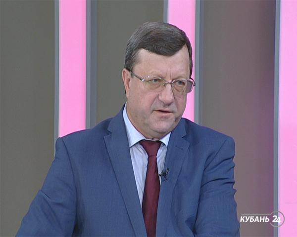 Вице-губернатор Краснодарского края Иван Перонко: каждое муниципальное образование подписало в Сочи по несколько соглашений