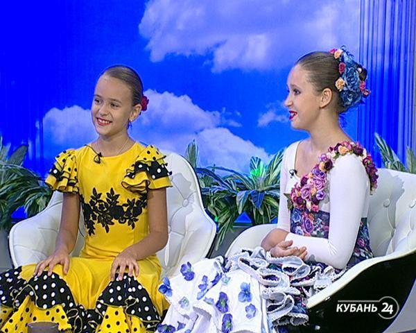 Воспитанницы студии испанского танца Flamencia София Баканова и Алиса Цапенко: фламенко рассказывает о твоей судьбе