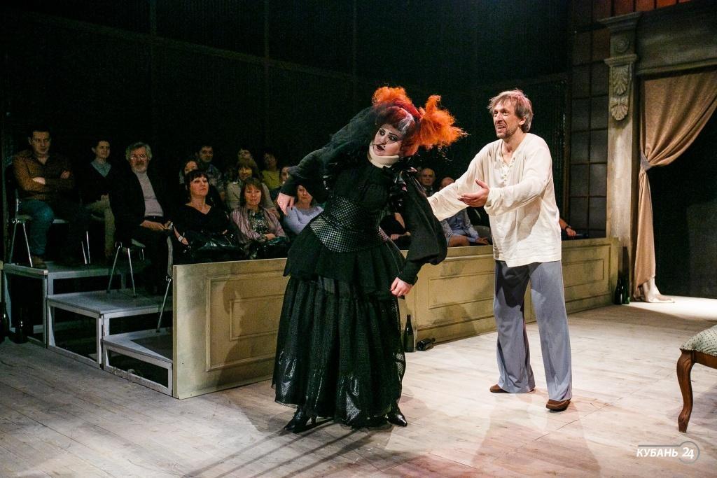 «Арт&Факты»: «Ночь искусств» прошла на Кубани, краснодарский Молодежный театр представил премьеру спектакля «Событие»