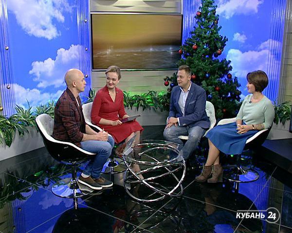 Ведущие ток-шоу «Через край» Надежда Чичерина и Иван Волошин: желаем нашим телезрителям не быть равнодушными