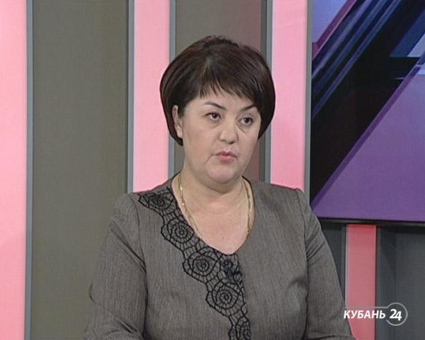 Главврач детской инфекционной больницы Нафисет Тхакушинова: на Кубани порог по заболеваемости не превышен