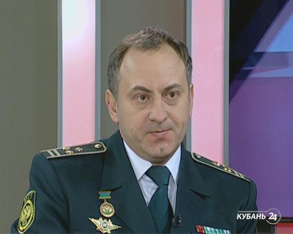 Начальник краснодарской таможни Андрей Моложавенко: бороться с правонарушителями становится сложнее, потому что они умнеют