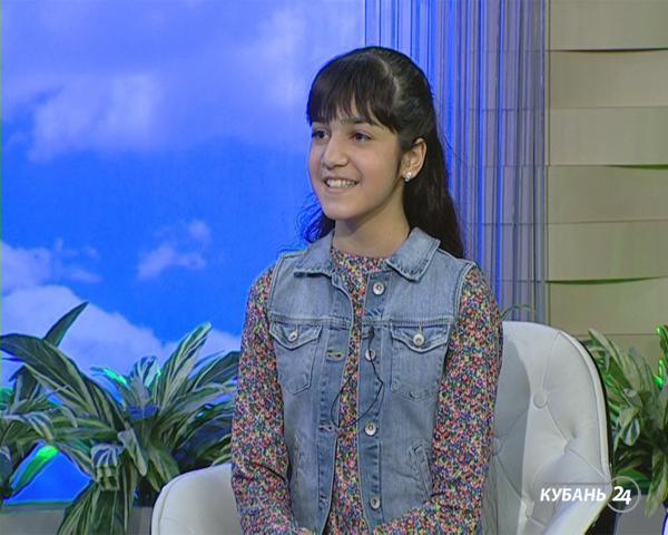 Участница шоу «Голос. Дети» Милана Мирзаханян: когда ко мне повернулась Пелагея, меня переполняли эмоции