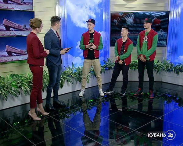 Группа поддержки ПБК «Локомотив-Кубань»: наши танцы будут помогать команде