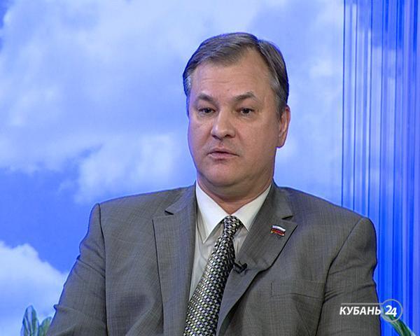 Первый зампредседателя гордумы Краснодара Виктор Тимофеев: все ученики нашей школы политики будут зачислены в кадровый резерв