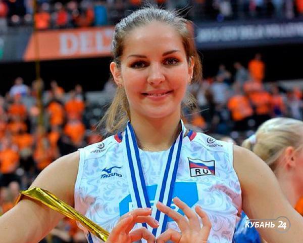 «Факты. Спорт»: Герой недели. Волейболистка краснодарского «Динамо» Наталья Малых
