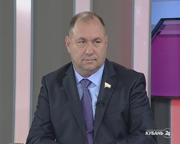 Депутат Госдумы РФ Иван Демченко: сельское хозяйство — двигатель любой промышленности