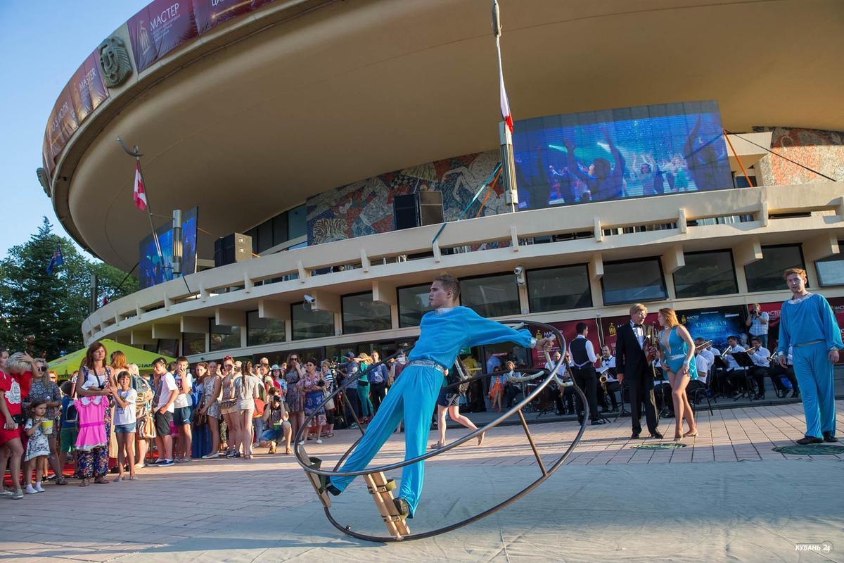 Цирковая премия «Мастер» в Сочи