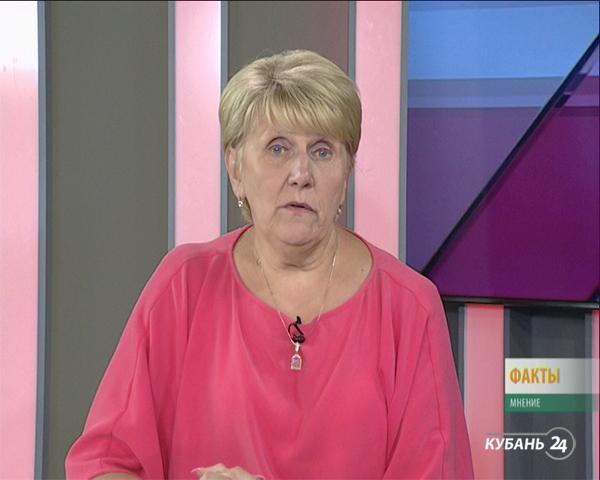 Министр спорта Кубани Людмила Чернова: среди не допущенных к Олимпиаде — восемь спортсменов края