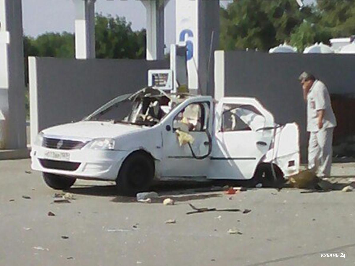 «Факты 24»: на газовой заправке в Армавире взорвался автомобиль, как не стать жертвой автоподставы