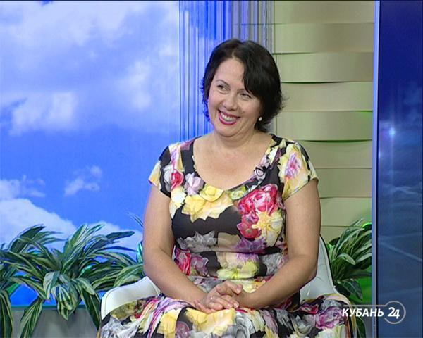 Заслуженная артистка Кубани Оксана Авакян: в первый раз подошла к микрофону и исполнила именно арию