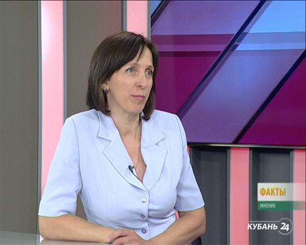 Замглавы госинспекции труда в Краснодарском крае Марина Ефименко: с 1 октября будут новые сроки выплаты зарплаты