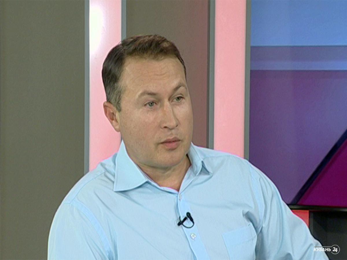 Руководитель краевого комитета по противодействию коррупции Эдуард Идрисов: средняя взятка на Кубани — 166 тыс. рублей