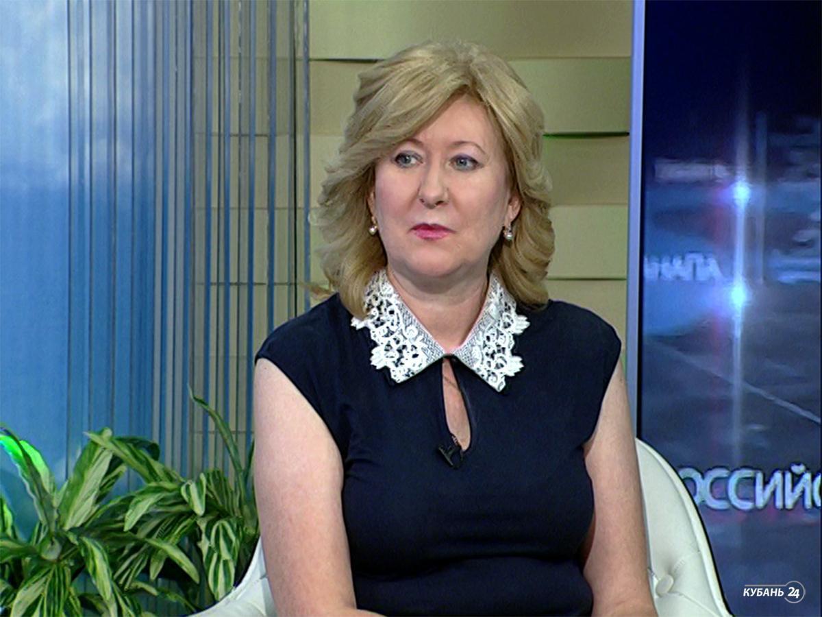 Начальник отдела организации медпомощи взрослому населению минздрава Кубани Ирина Вязовская: прививка от гриппа — это прививка от смерти
