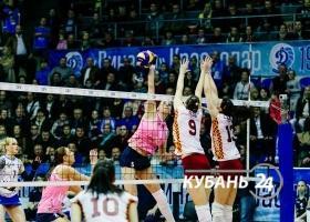 Финал Кубка ЕКВ — победа ЖВК «Динамо» над «Галатасараем»
