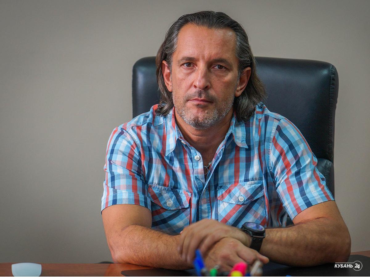 Директор «Кубань 24» Ждан Тихонов: нам важно, чтобы люди в России увидели, насколько Кубань на высоте