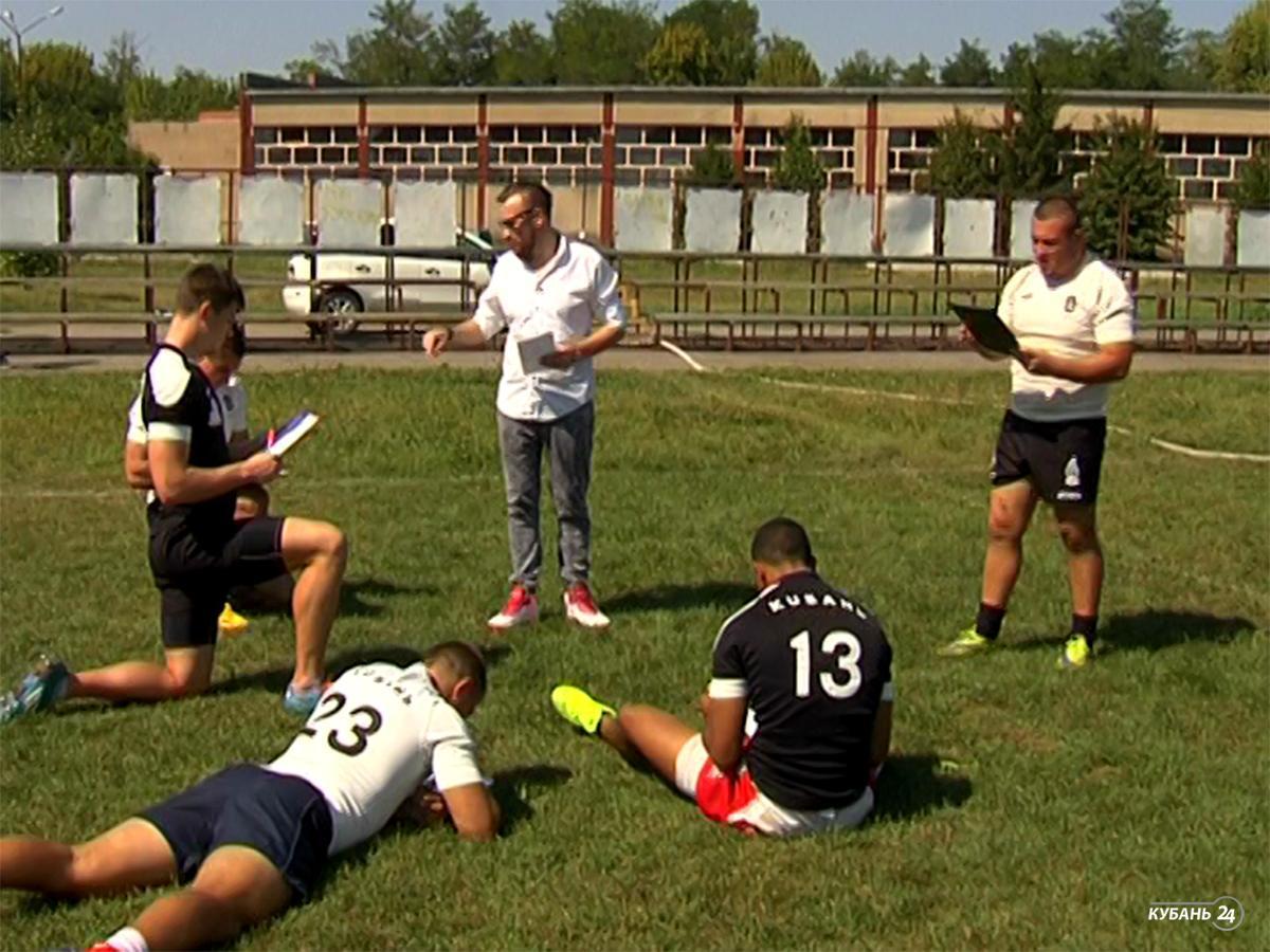 «Факты. Спорт»: регбисты «Кубани» написали диктант в Международный день грамотности, игроки БК «Локомотив-Кубань» со сборной РФ обыграли Швецию