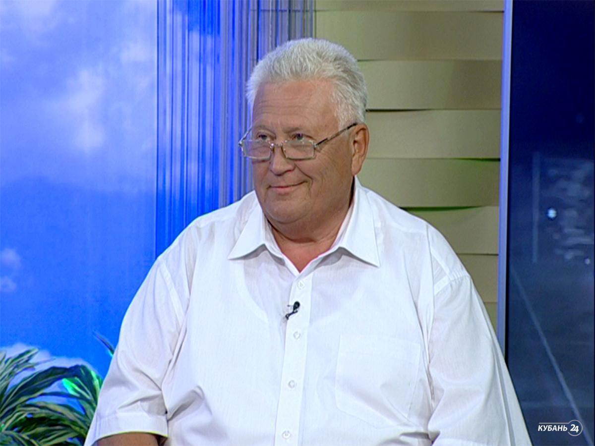 Зампредседателя краевого совета ветеранов Владимир Фальков: если кубанцы полюбили тебя, это навсегда