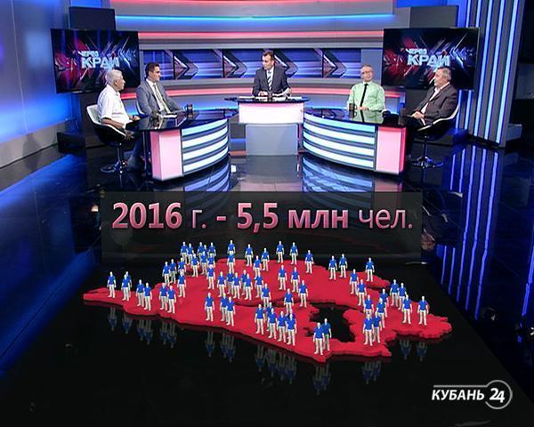 «Через край»: чем гордится Кубань?