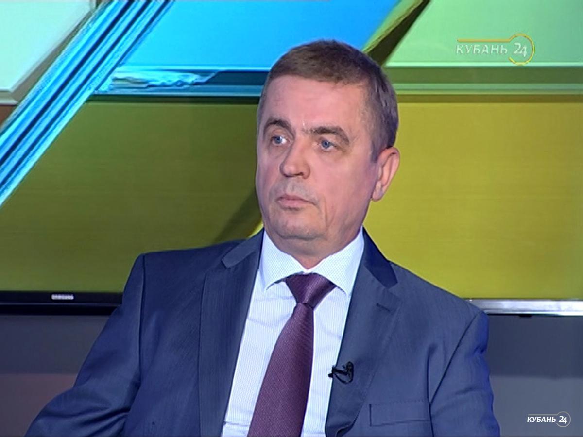 Директор филиала «Краснодартеплоэнерго» Андрей Ковалев: за последние пять лет аварийные ситуации снизились на 15% ежегодно