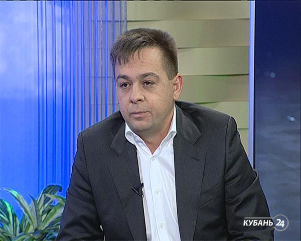 Сотрудник УФНС по Краснодарскому краю Антон Дранишников: налог на имущество физлиц зачисляется исходя из норм налогового кодекса