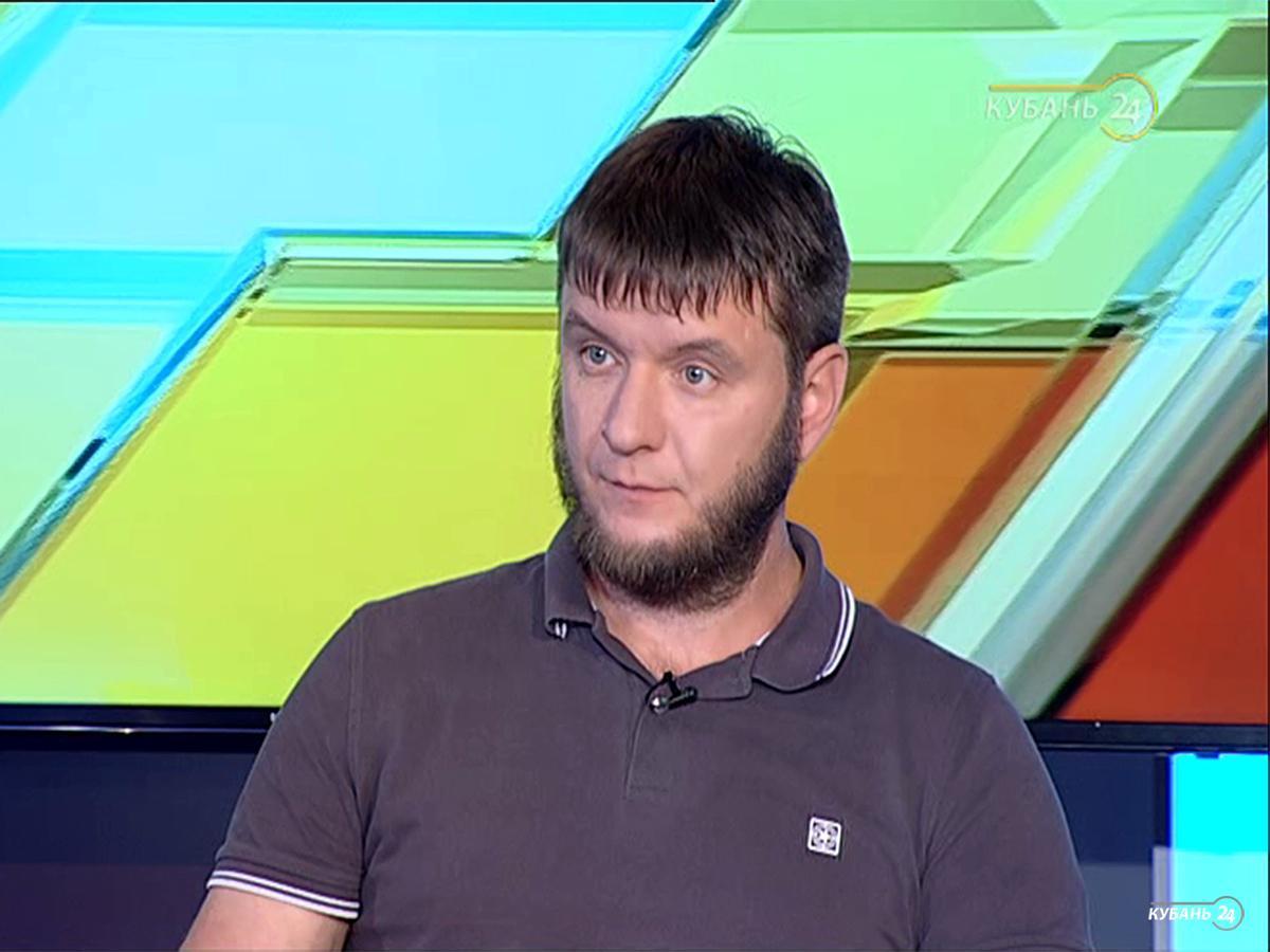 Вейпер Константин Грибанов: вейп — это возможность бросить курить