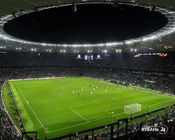 «Факты. Спорт»: ФК «Краснодар» на своем поле уступил немецкому «Шальке», в столице Кубани пройдет регбийный матч Европейского кубка вызова