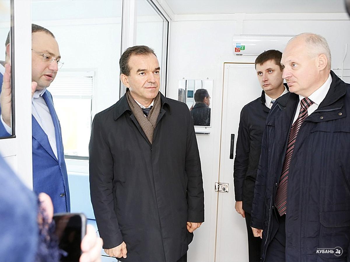 «Факты 24»: Вениамин Кондратьев с рабочим визитом побывал в Армавире, на Кубани с погибшим на Ямале пилотом простятся в воинской части