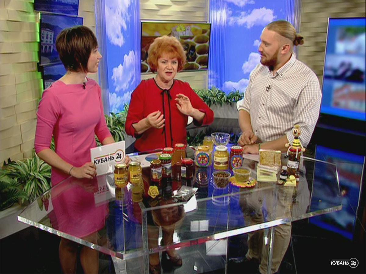 Доктор биологических наук Лариса Морева: Кубань богата медом так, как ни одна территория России