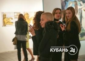 Произведения из коллекции Николая Мороза показали в Краснодаре