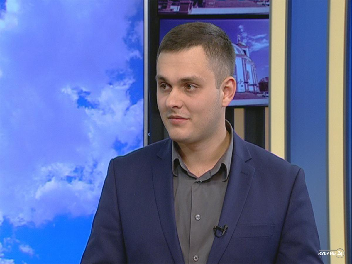 Председатель краснодарского отделения краевой общественной организации «Молодежный патруль» Александр Слюсаренко: нами движет желание помочь людям