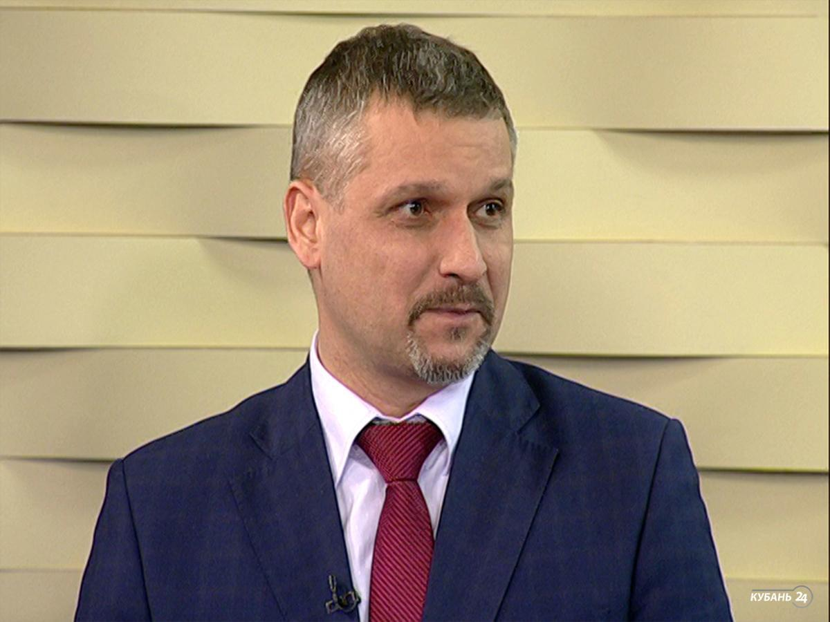 Замминистра культуры Краснодарского края Александр Никитин: на Кубани есть, что показать всему миру