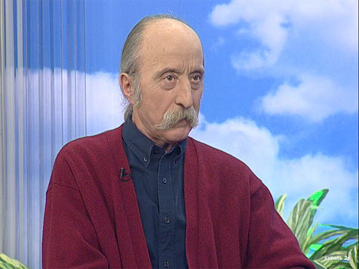 Художник Михаил Смаглюк: Краснодар в конце 60-х был весь в зеленых тоннелях