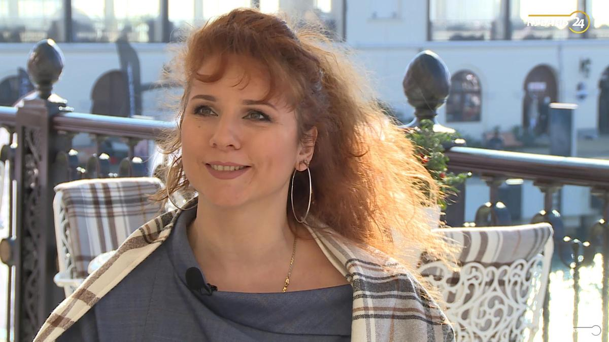 «Море откровений». Карина Багдасарова