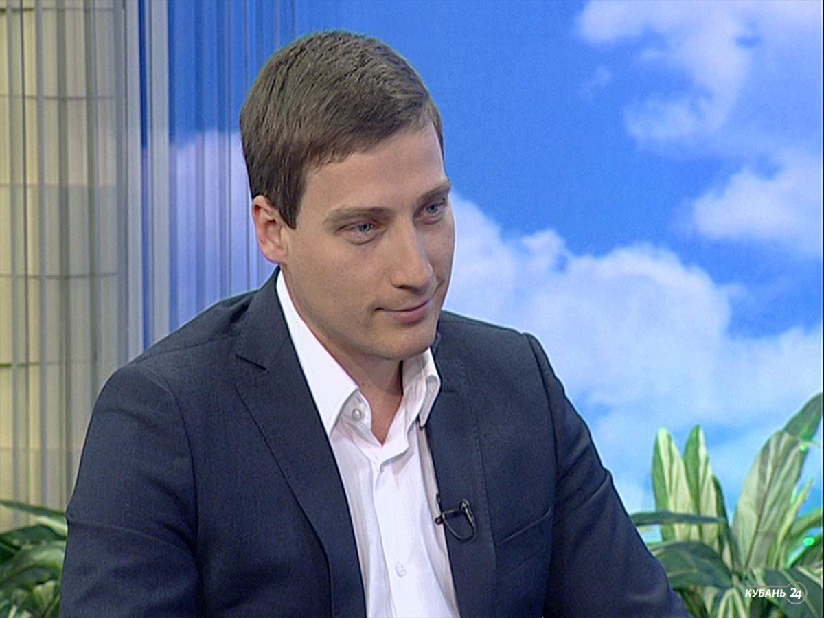 Начальник управления развития малого и среднего предпринимательства Юрий Волков: молодым предпринимателям нужны практические навыки