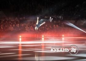 Ледовое шоу Ильи Авербуха «Любимые фильмы о главном» в Краснодаре
