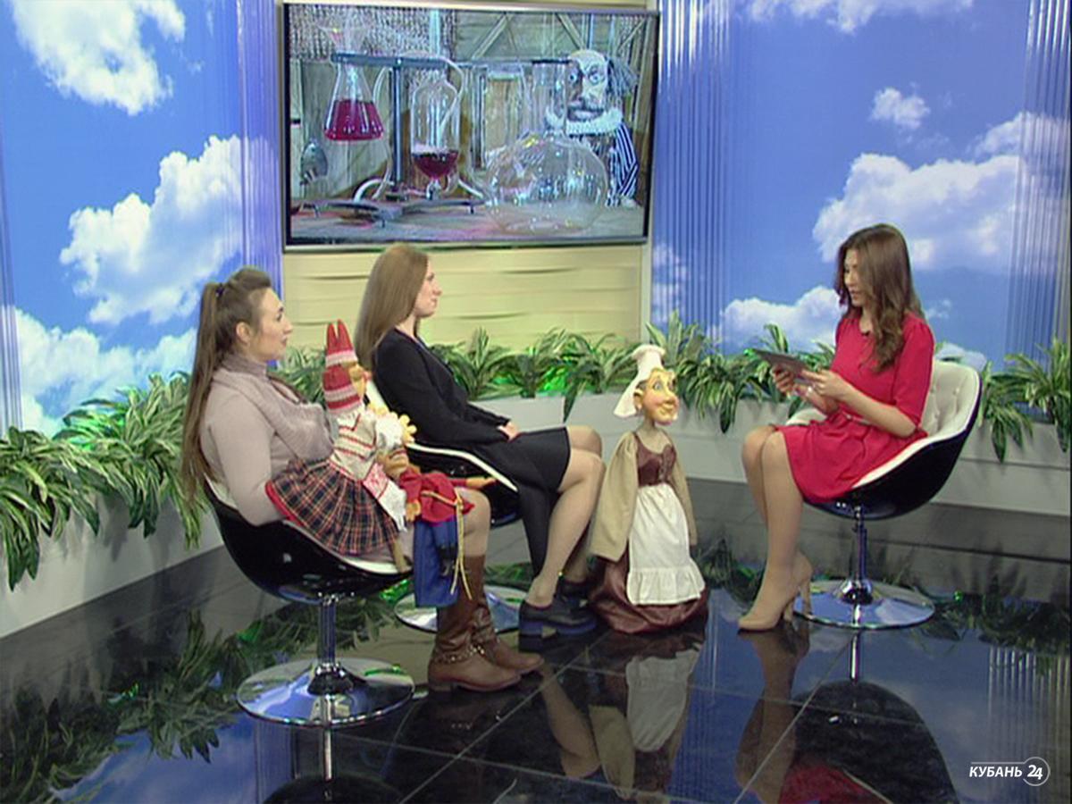 Актриса краснодарского театра кукол Ольга Колосова: я горжусь каждым персонажем