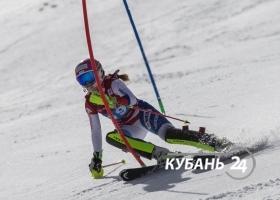 Чемпионат мира среди молодежи по горнолыжному спорту в Сочи