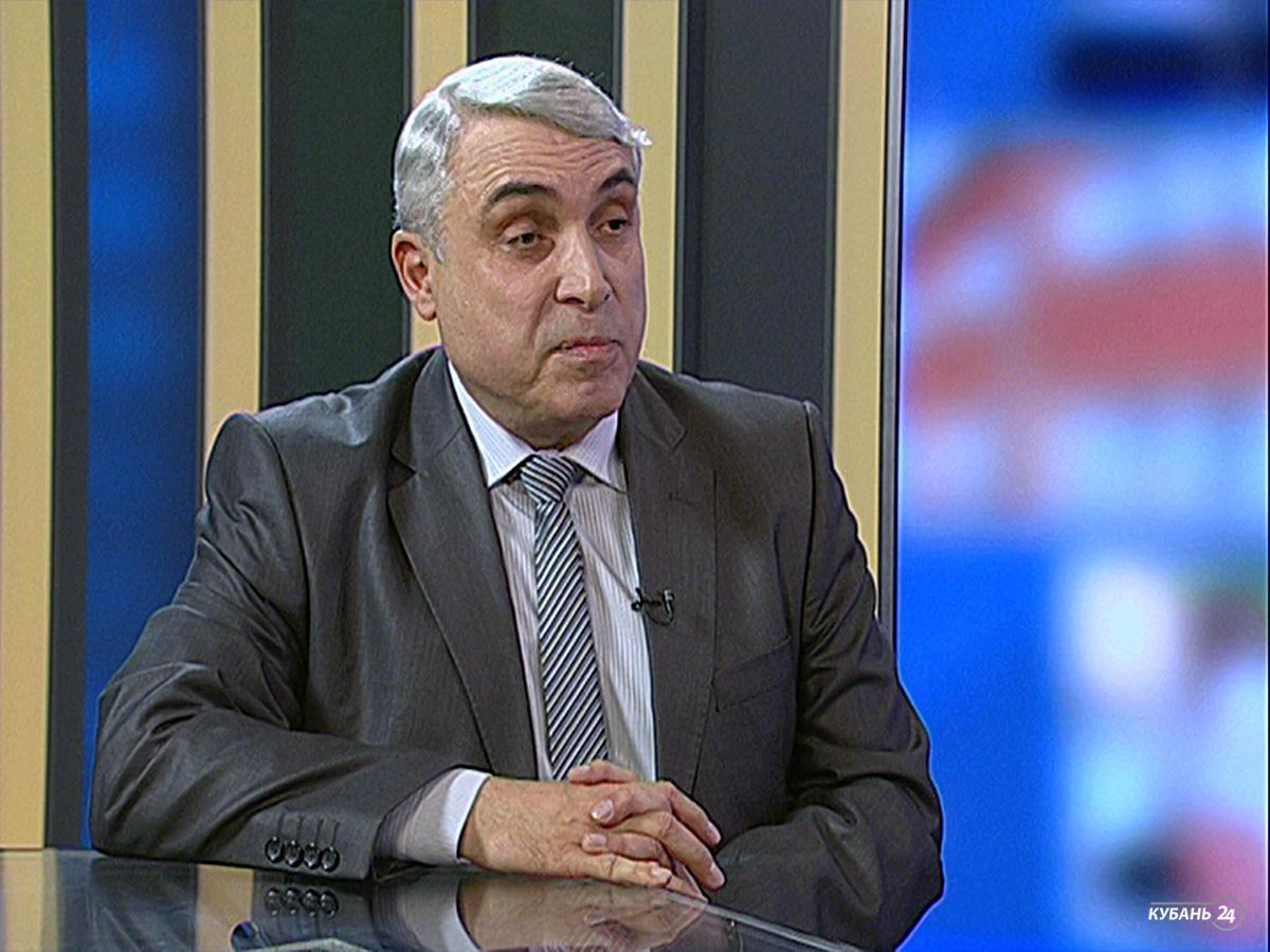 Замначальника управления по взаимодействию с правоохранительными органами Краснодара Петр Азаряев: наша задача — научить правильно реагировать при террористической угрозе